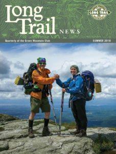 Long Trail News Summer2018