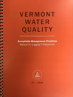 A booklet of Acceptable Management Practices